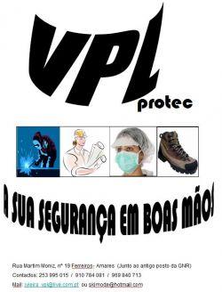 VPL - Vestuario e Equipamento de Protecção :: Vestuário e Confecção