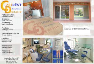 Carident - Clinica Médica e Dentária  :: Clinica Medica e Dentaria