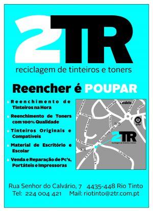 Ecocart Unipessoal, Lda :: Reciclagem de tinteiros e toners