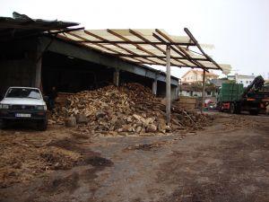 Serração Mariana Lda :: Comércio de Madeiras e Derivados