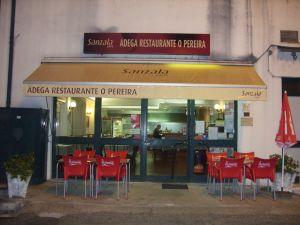 ADEGA  RESTAURANTE PEREIRA :: Restaurantes