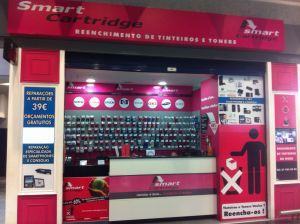 Smart Cartridge Forum Sintra-Reenchimento de tinteiros e toners - Loja de informática :: Recykling tonerów i katridży