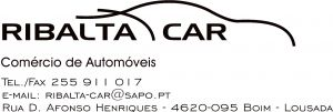 RIBALTA-CAR UNIPESSOAL LDA :: Comércio de Automoveis