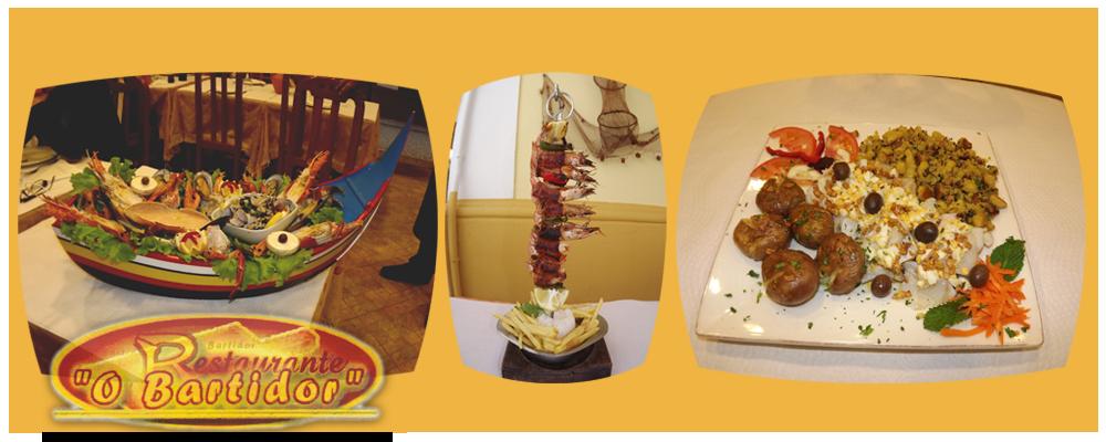 O Bartidor - Restaurante :: Restaurantes