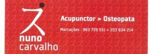 Nuno  Carvalho :: Acupunctura
