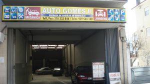 Auto Gomes II :: Lavagem Automatica