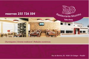 Restaurante Mozinho :: Restaurantes